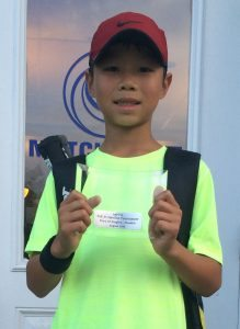 MPTA Fall Jr Boys 10U Champion 2015