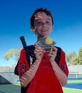 Irvine Fall Jr Tournament Champion September 2015