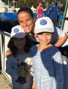 FJT players with the Carlsbad $125K WTA Champion 2015 ranked top 50 in the world