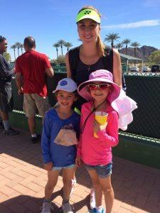 Belinda Bencic (#7 WTA)