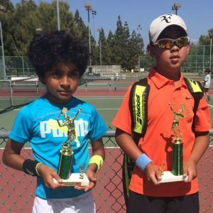 Tustin Satellite Spring Classic Boys 10U Runner- Up May 2016